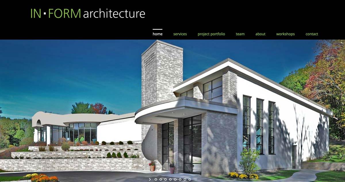 inform architecture
