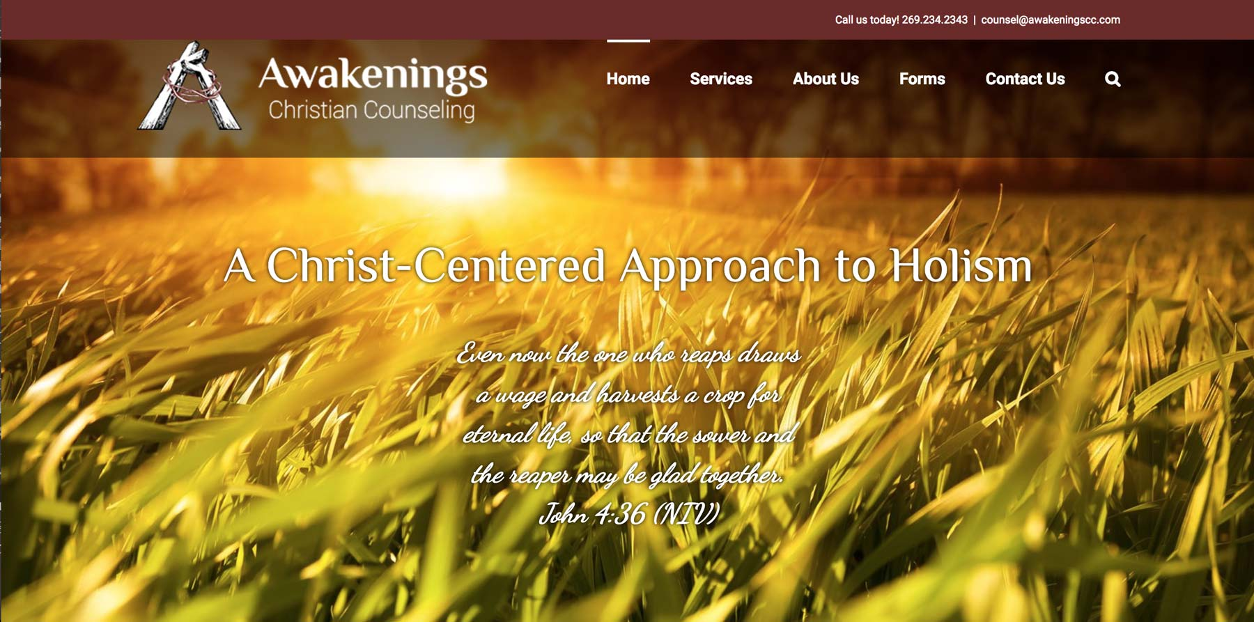 awakenings Christian counseling