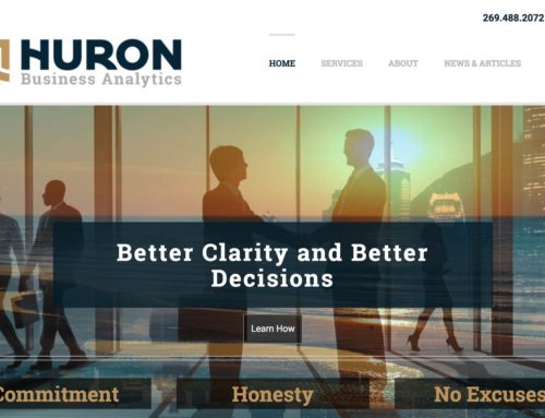 Huron Business Analytics